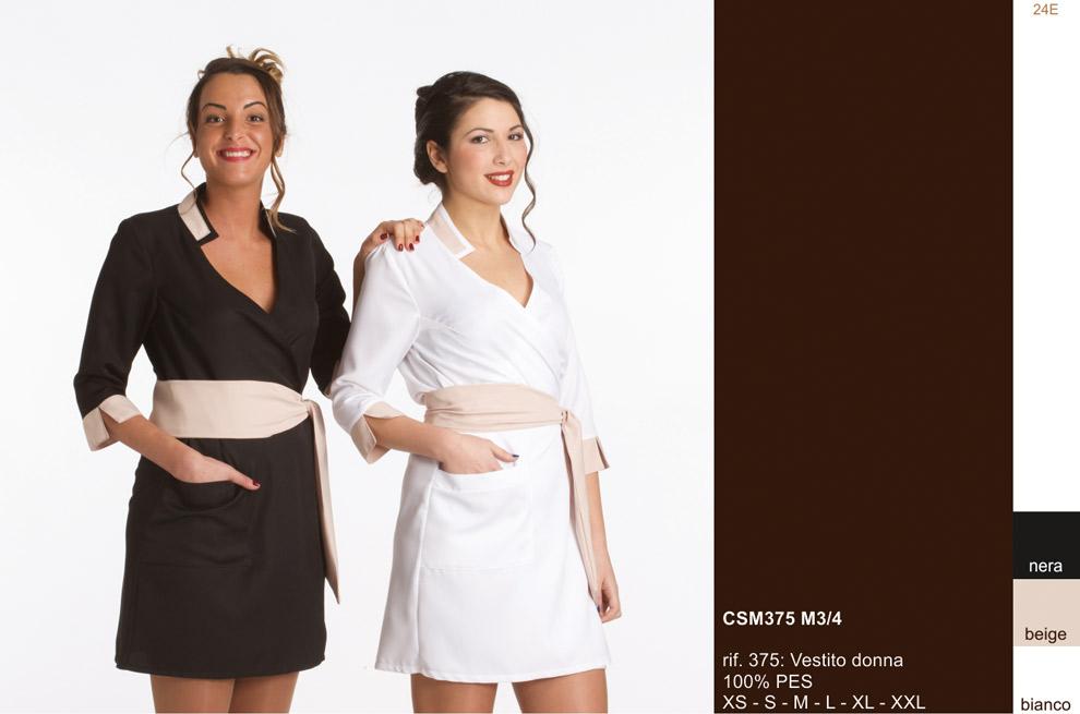 Creativity abbigliamento abiti edivise per estetiste centri estetici  beauty-farm beauty -center wellness SPA 3ada08e59d7
