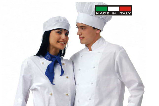 Creativity professional wear abbigliamento per cuochi e chef cooks and chefs clothes