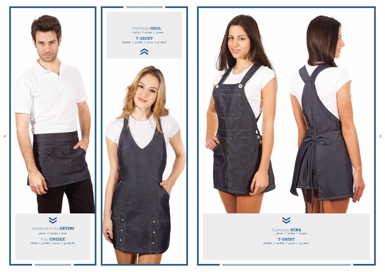 Uniformi per gelaterie e pasticcerie ‐Creativityclothingsxwork‐