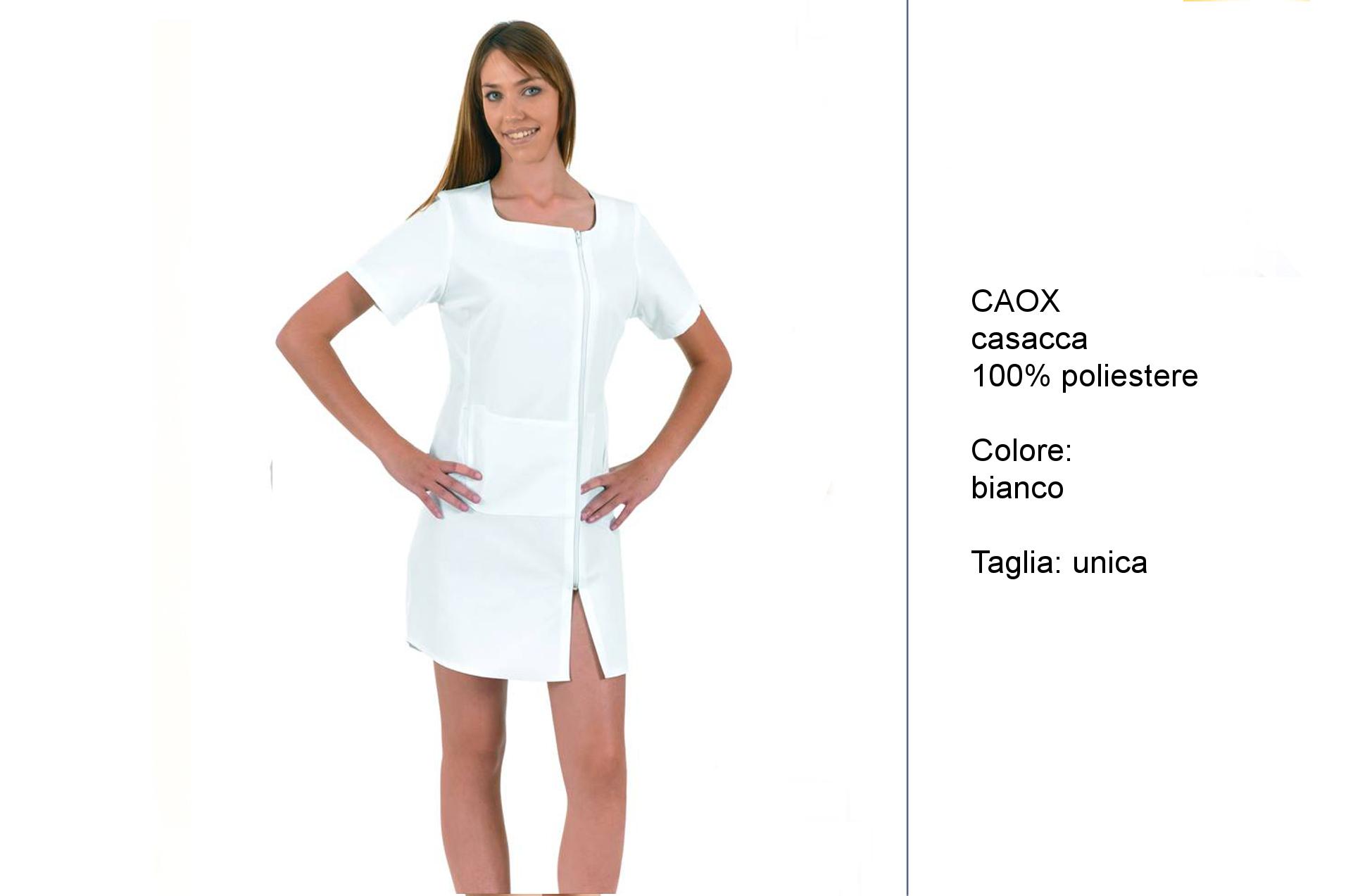 Abbigliamento e divise per estetiste centri estetici beauty-farm beauty -center wellness SPA