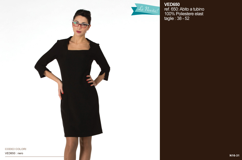 Divise hostess ricevimento - Creativity clothingsxwork