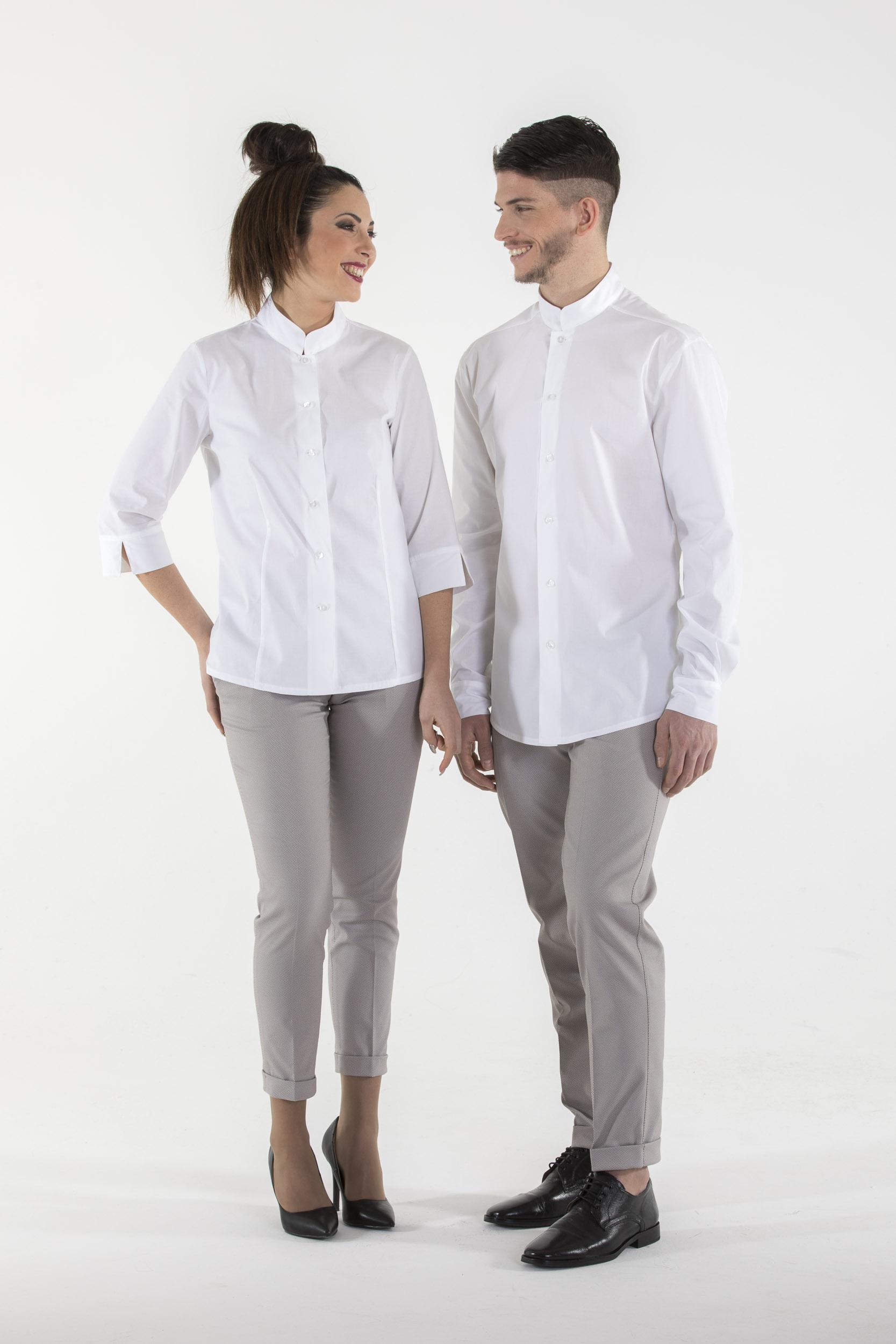 Divise classiche per ristoranti - Creativity clothingsxwork