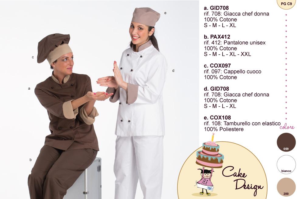 Giacca e cappello con profili in fantasia colorata , pantalone in tinta unita.