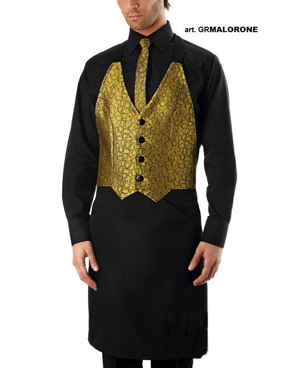Ogni ristorante ha i propri men&ugrave, noi abbiamo abbigliamento professionale in grado di soddisfarli tutti - Creativity clothingsxwork-