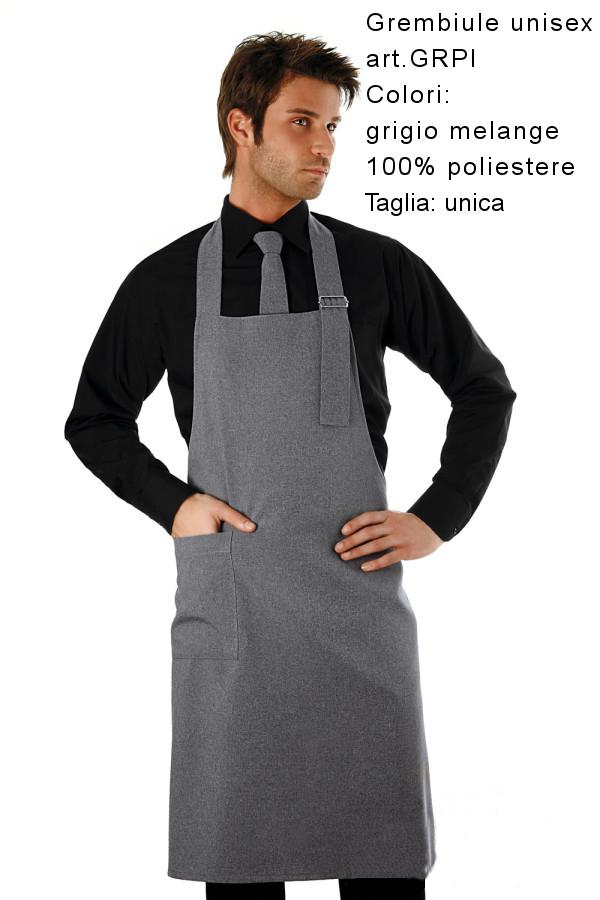 Abbigliamento per cameriere ristorante - Creativity clothingsxwork