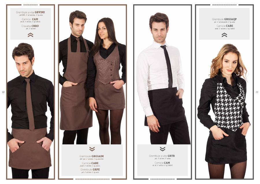 551b118dd1d82 Divise semplici o eleganti per ristoranti - Creativity clothingsxwork -