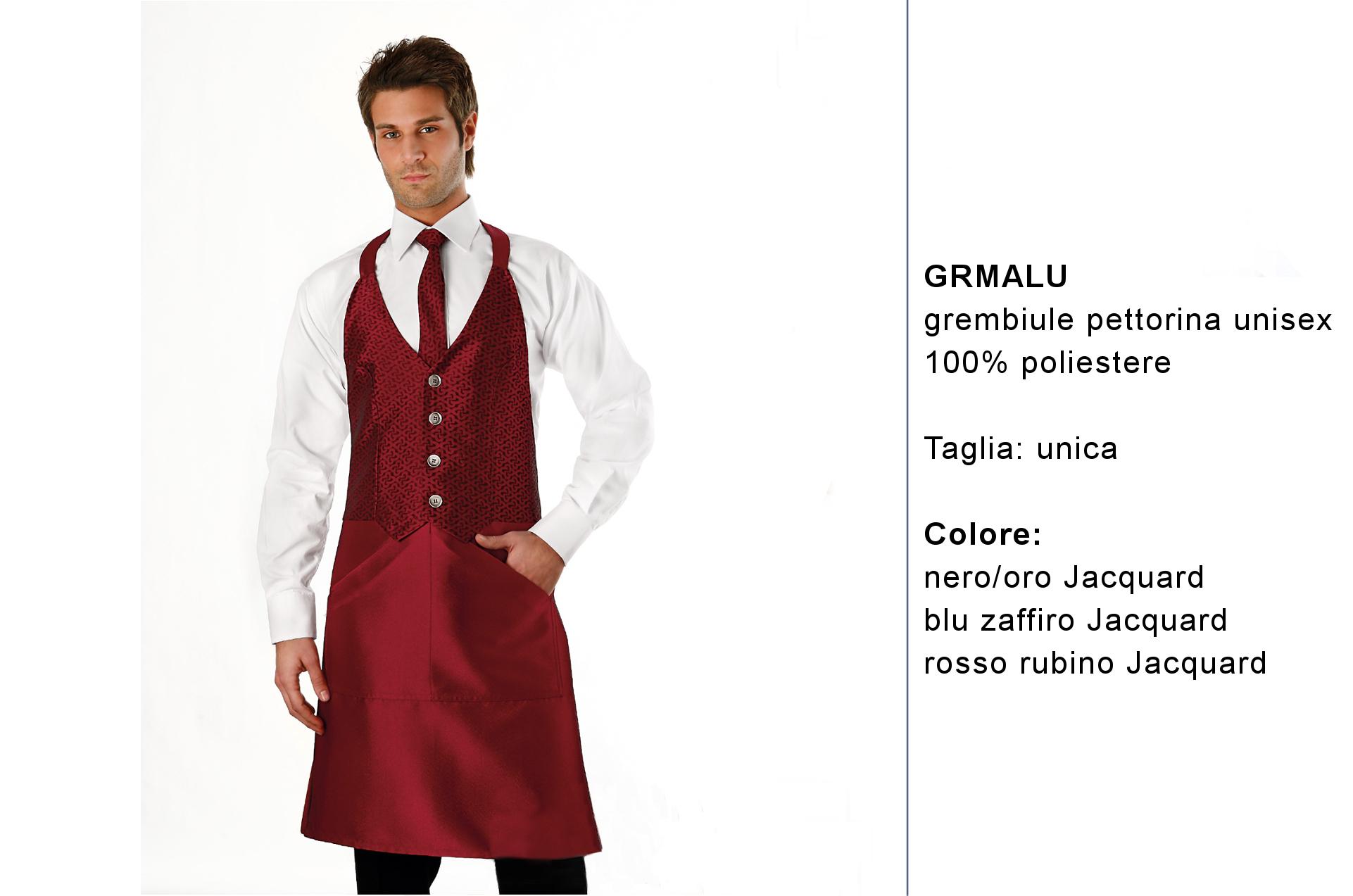 Abbigliamento professionale ristorante | Grembiuli-polo-camicie-pantaloni, Made in Italy .  ‐ Creativity clothingsxwork ‐