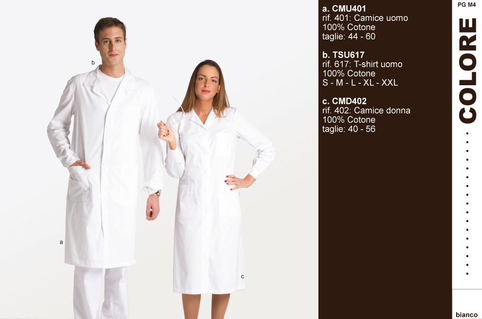 camice dottore farmacista analista