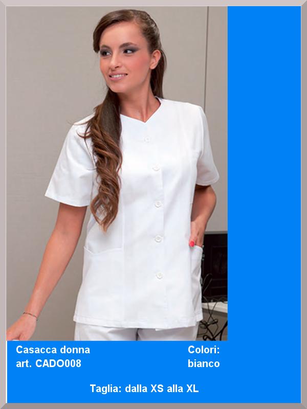 divise per centri riabilitazione medici dentisti