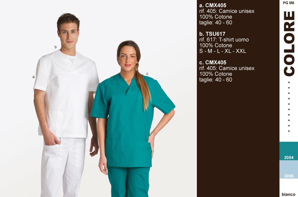 divise per fisiatra chirurgo infermiera