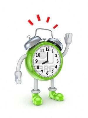 orologio stilizzato
